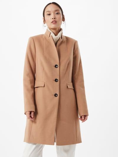 COMMA Mantel in pastellorange, Modelansicht
