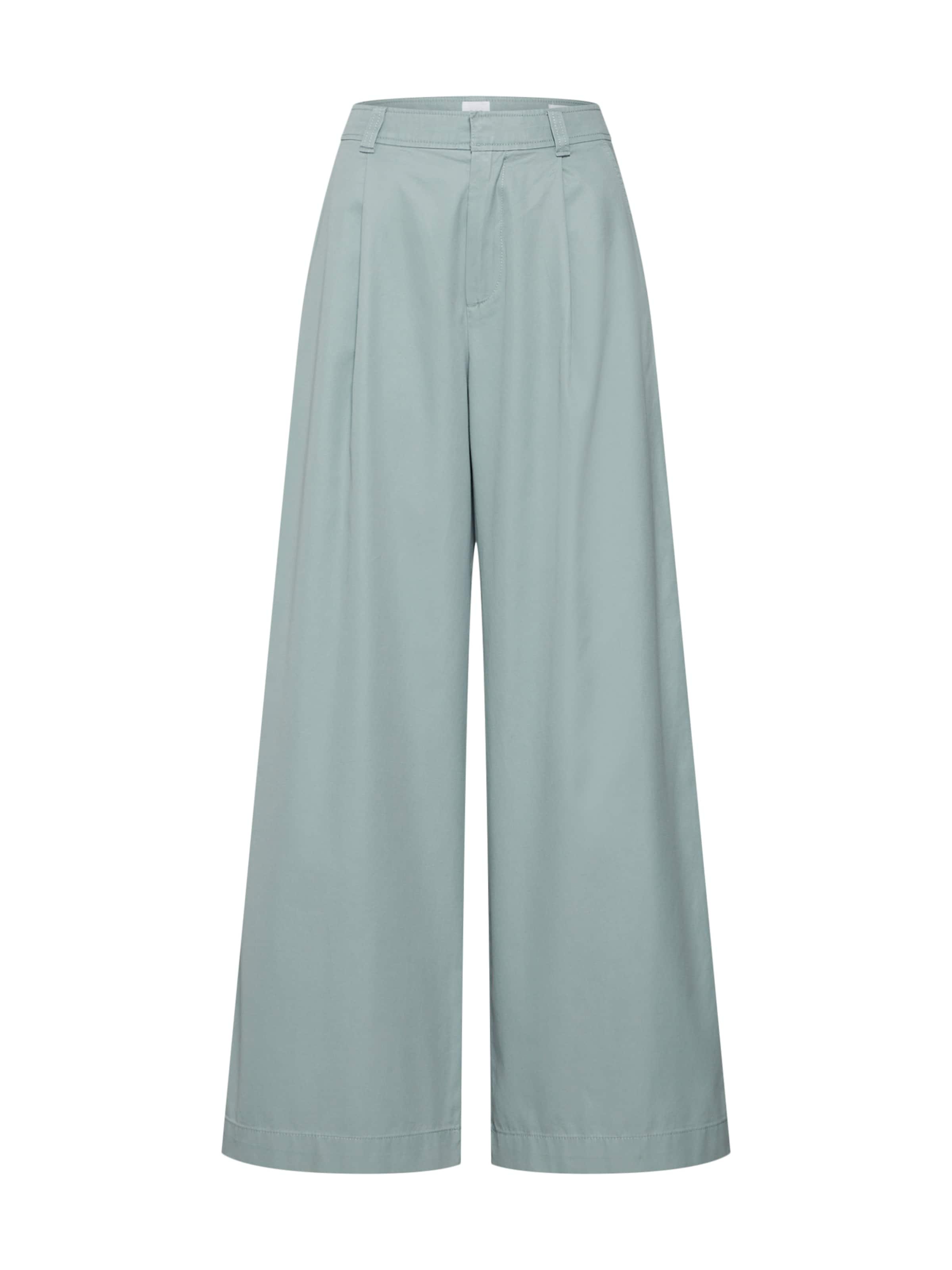 Pantalon Vert risepleatedwidelegjpn' Gap Pince À 'hi En UVLzqpMGS