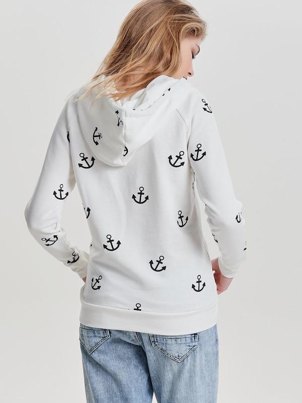 Only Kapuzensweatshirt Lisa