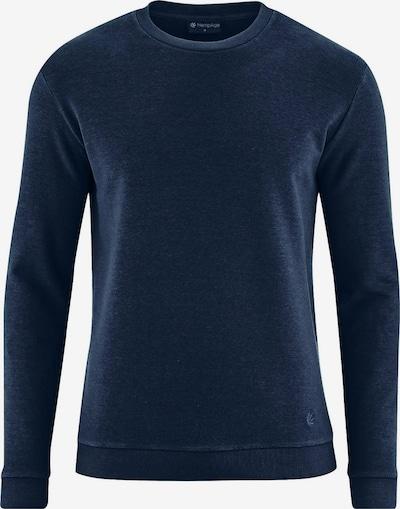 HempAge Pullover in navy, Produktansicht
