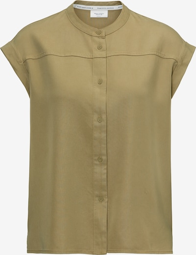 Marc O'Polo DENIM Blouse in de kleur Beige, Productweergave