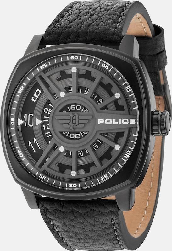 POLICE Quarzuhr 'SPEED HEAD, PL15239JSB.13'
