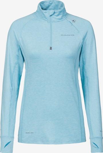 ENDURANCE Shirt 'Canna' in hellblau, Produktansicht