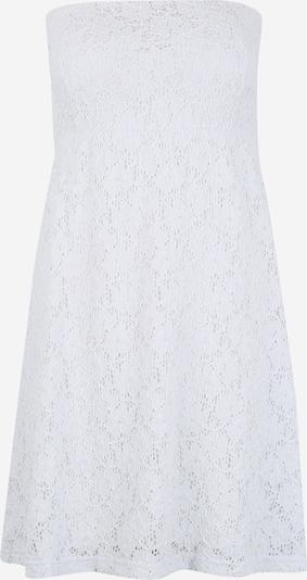 Urban Classics Robe d'été en blanc, Vue avec produit