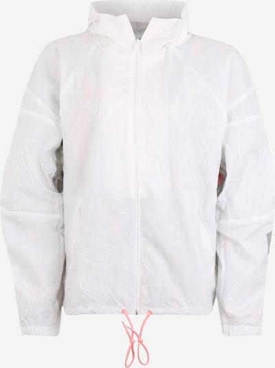 ADIDAS PERFORMANCE Sportjacke 'W.N.D JKT AIQ1' in weiß, Produktansicht