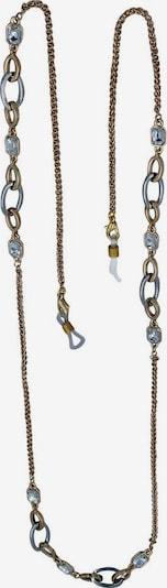 J. Jayz Brillenkette in blau / gold, Produktansicht