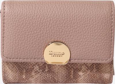 Dune LONDON Geldbörse 'KODI' in rosa, Produktansicht