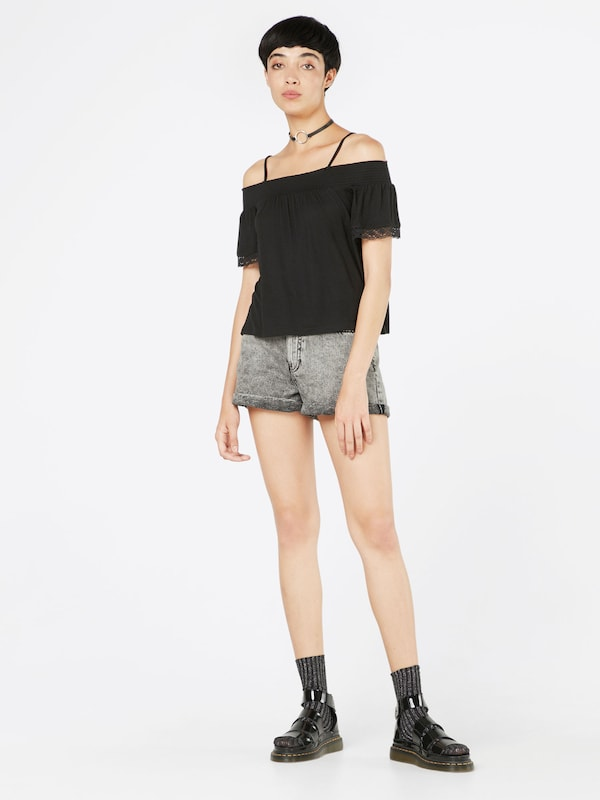 even&odd Top 'Lace Strappy Top'