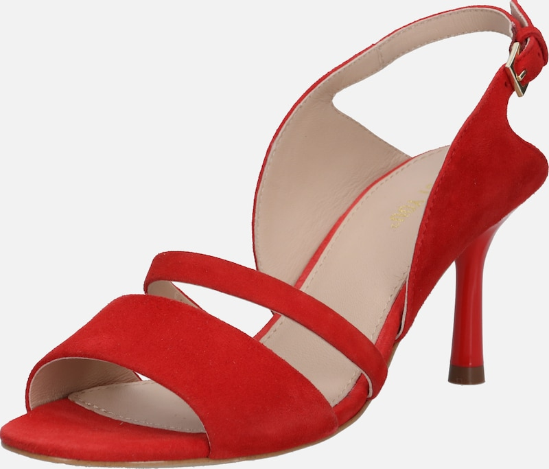 ABOUT YOU Pumps 'Nina' in rot, Produktansicht