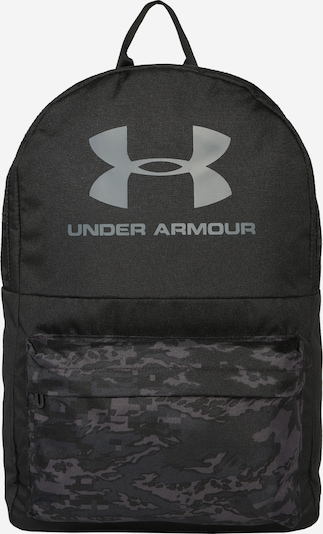 UNDER ARMOUR Sporta mugursoma 'UA Loudon Backpack' pieejami melns, Preces skats