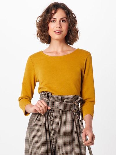 JACQUELINE de YONG Pullover in senf, Modelansicht