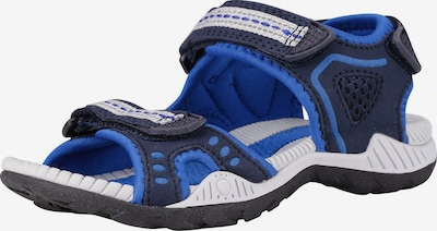 Reima Sandale 'Luft' in blau / dunkelblau / hellgrau, Produktansicht