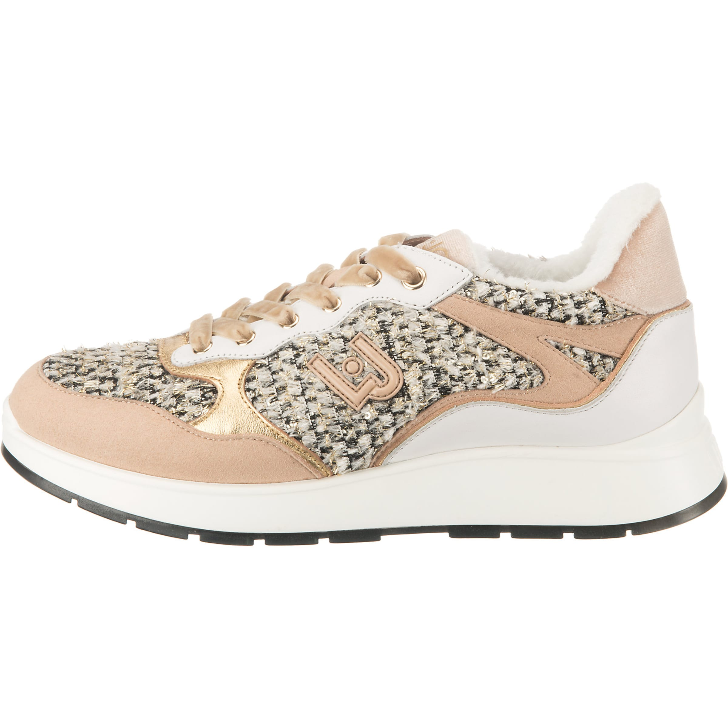 Jo Sneakers 06' GoldPfirsich Weiß Liu 'asia In tshCxQrd