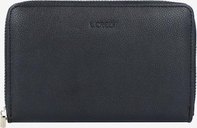 L.CREDI Geldbörse 'Margarete' in schwarz, Produktansicht