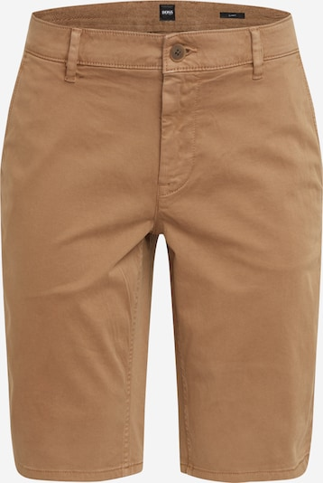BOSS Chino hlače | bež barva, Prikaz izdelka