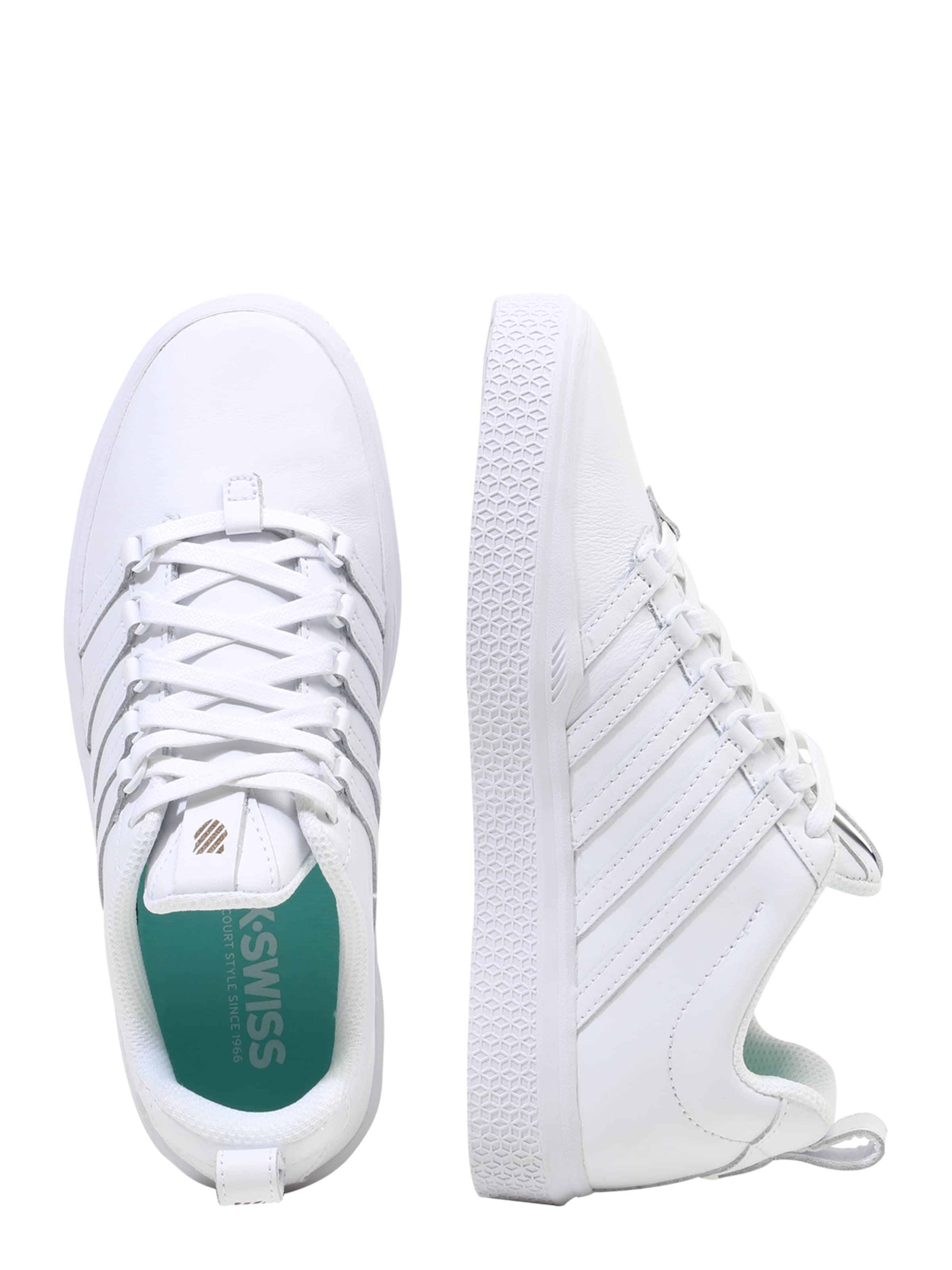 K In Weiß swiss 'donovan' Sneaker OZkiwXTPu