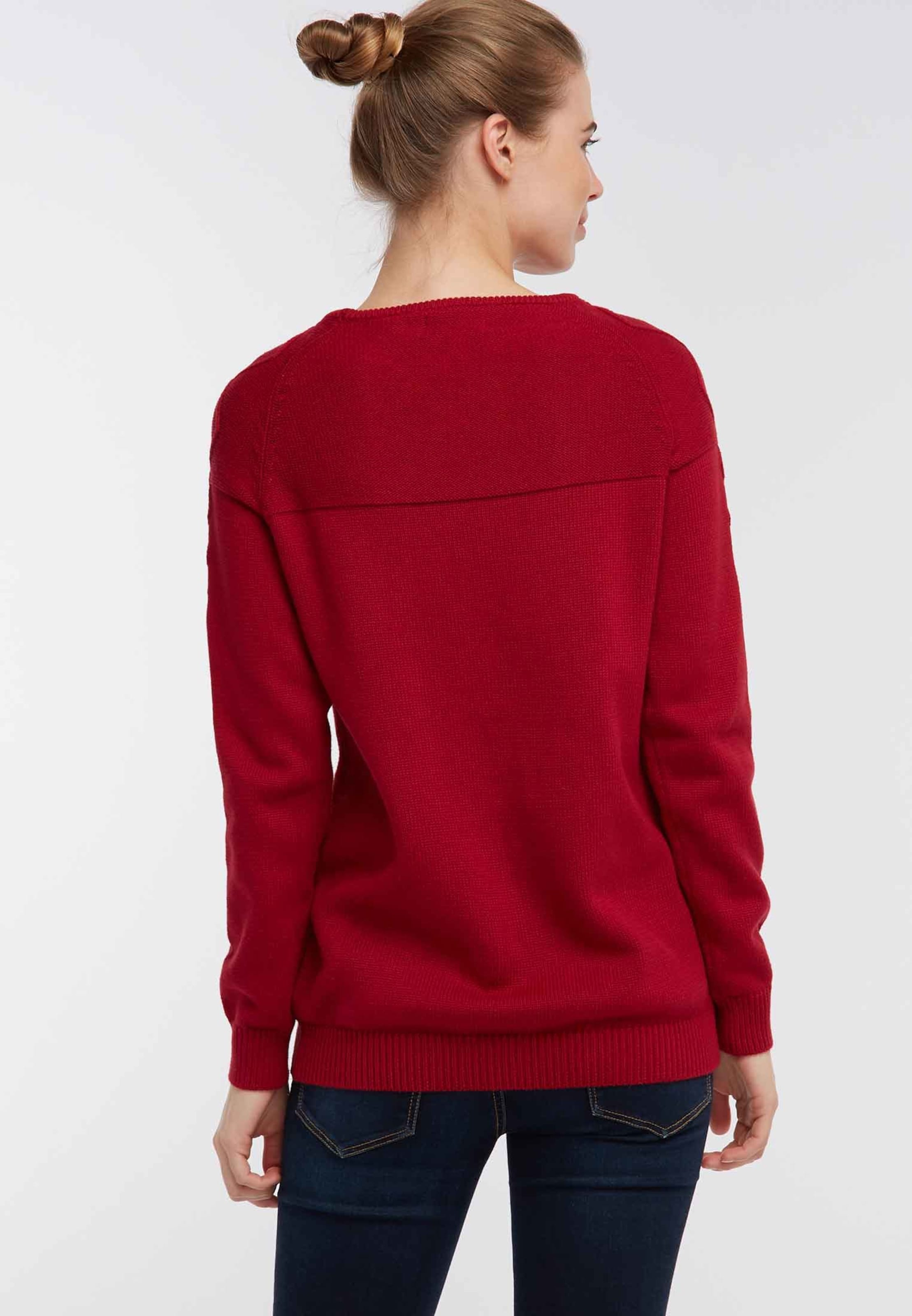 Rot Dreimaster Pullover Rot Pullover In In Dreimaster Dreimaster In Pullover 67gyYfvmIb