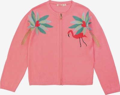 Billieblush Strickjacke in mischfarben / rosa, Produktansicht