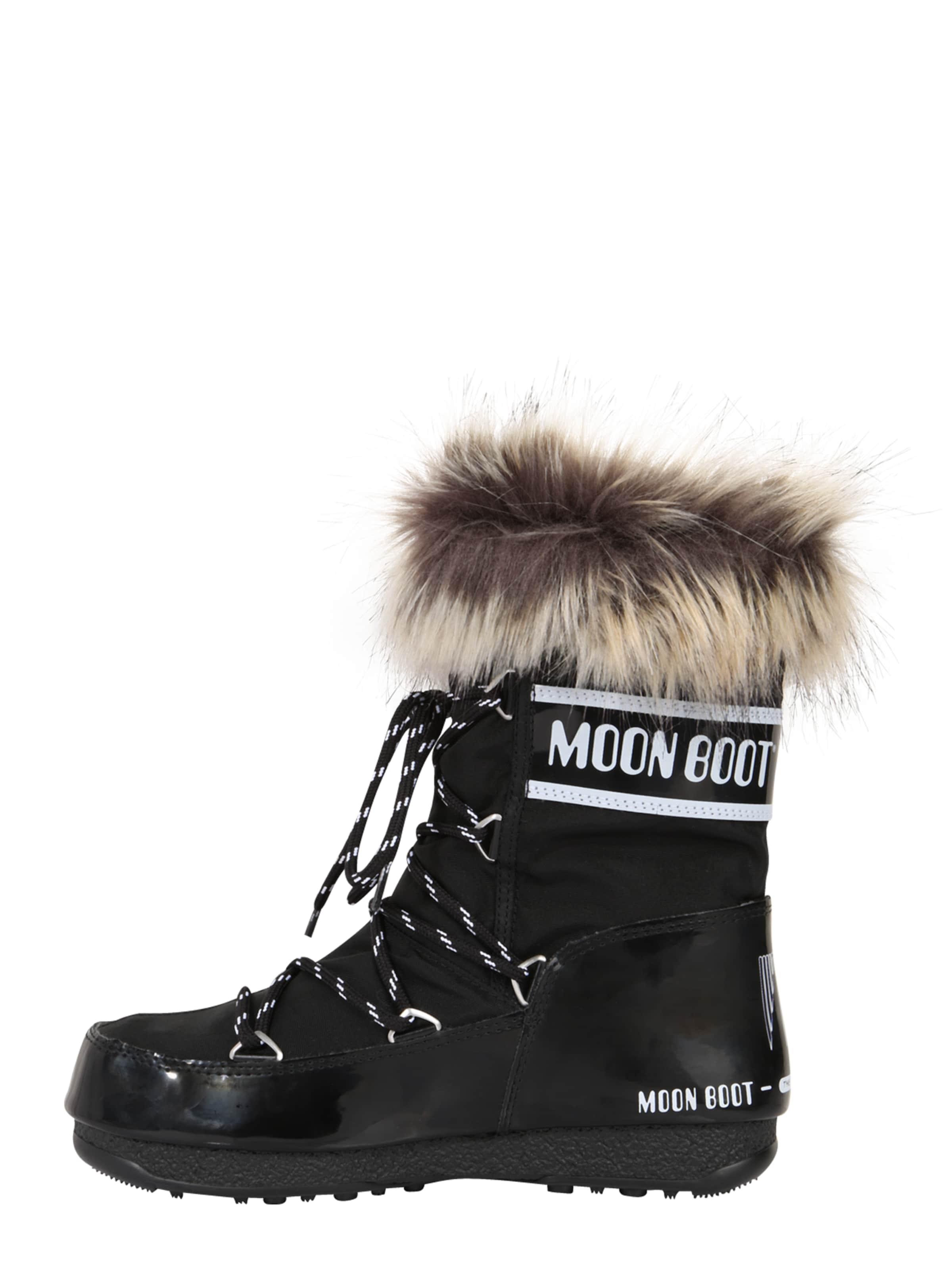 Stiefel Boot Moon In Schwarz Boot Stiefel Moon iuOkXZTPw