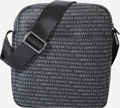 Borsa messenger ARMANI EXCHANGE di colore grigio / nero, Visualizzazione prodotti