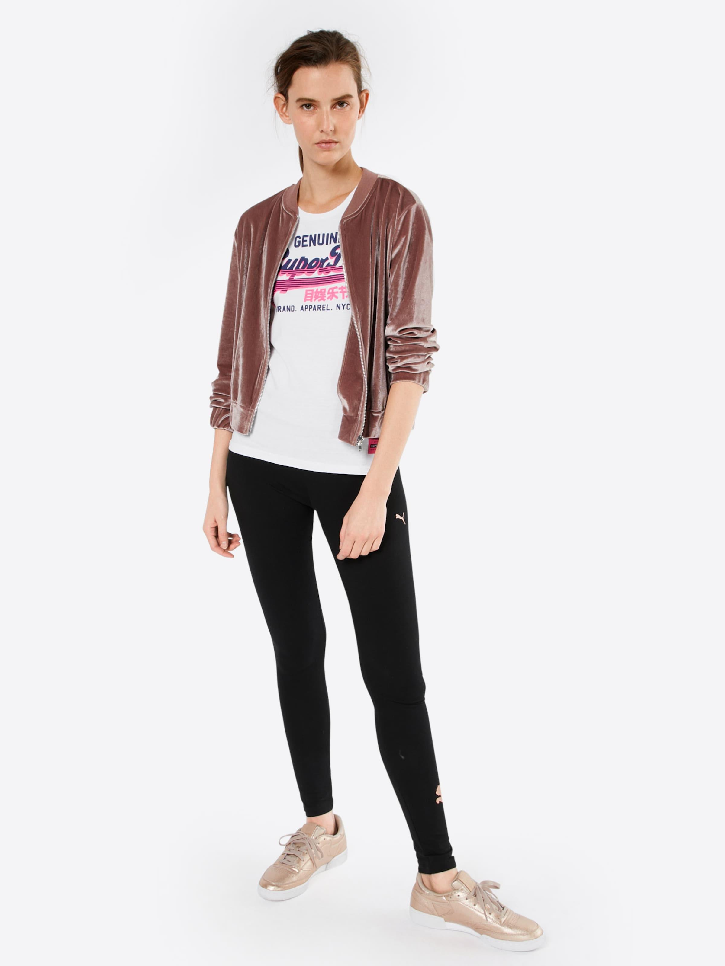 Superdry T-Shirt 'VINTAGE LOGO GENUINE ENTRY' Billig Verkaufen Die Billigsten Auslass Geniue Fachhändler 2018 Unisex Günstig Online S95BjP