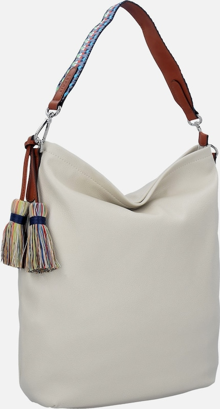 Wit Tate Hobo Schultertasche 27 Cm