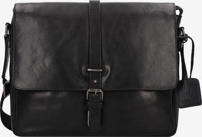LEONHARD HEYDEN Aktentas 'Roma' in de kleur Zwart, Productweergave