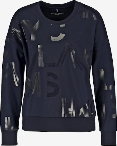 GERRY WEBER Sweatshirt in dunkelblau, Produktansicht
