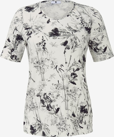 Anna Aura Shirt in schwarz / weiß, Produktansicht