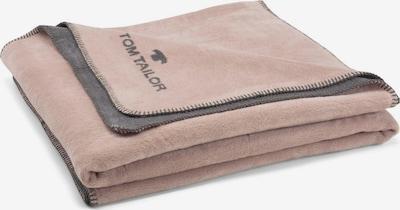 TOM TAILOR Bed Wende-Decke in grau / pink, Produktansicht