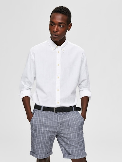 SELECTED HOMME Košile - bílá: Pohled zepředu