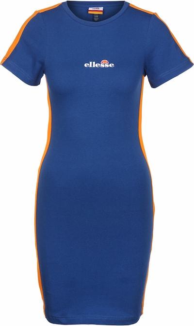 ELLESSE Kleid ' Rigi Dress ' in blue denim, Produktansicht
