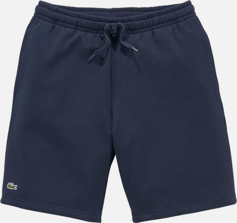 LACOSTE Shorts in navy, Produktansicht