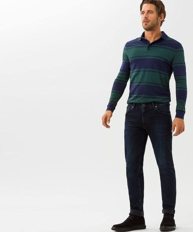BRAX Shirt 'Peyton' 'Peyton' 'Peyton' in blau  Freizeit, schlank, schlank 212e48