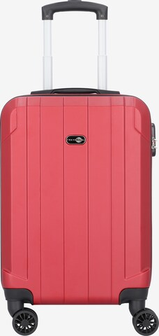 Travel Pal Kabinentrolley 'Brisbane 2.0' in Rot