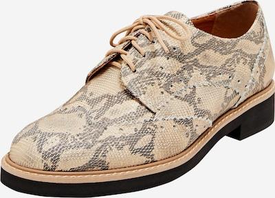 RISA Chaussure à lacets en mélange de couleurs, Vue avec produit