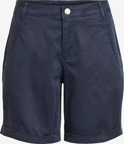 VILA Pantalon en bleu foncé, Vue avec produit