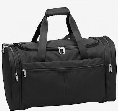 D&N Reisetasche in schwarz, Produktansicht