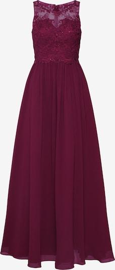 Laona Robe de soirée en violet foncé, Vue avec produit