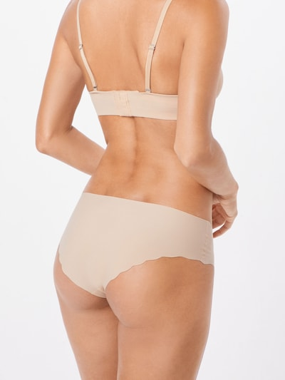 Skiny Slip 'Micro Lovers Panty' in beige: Rückansicht
