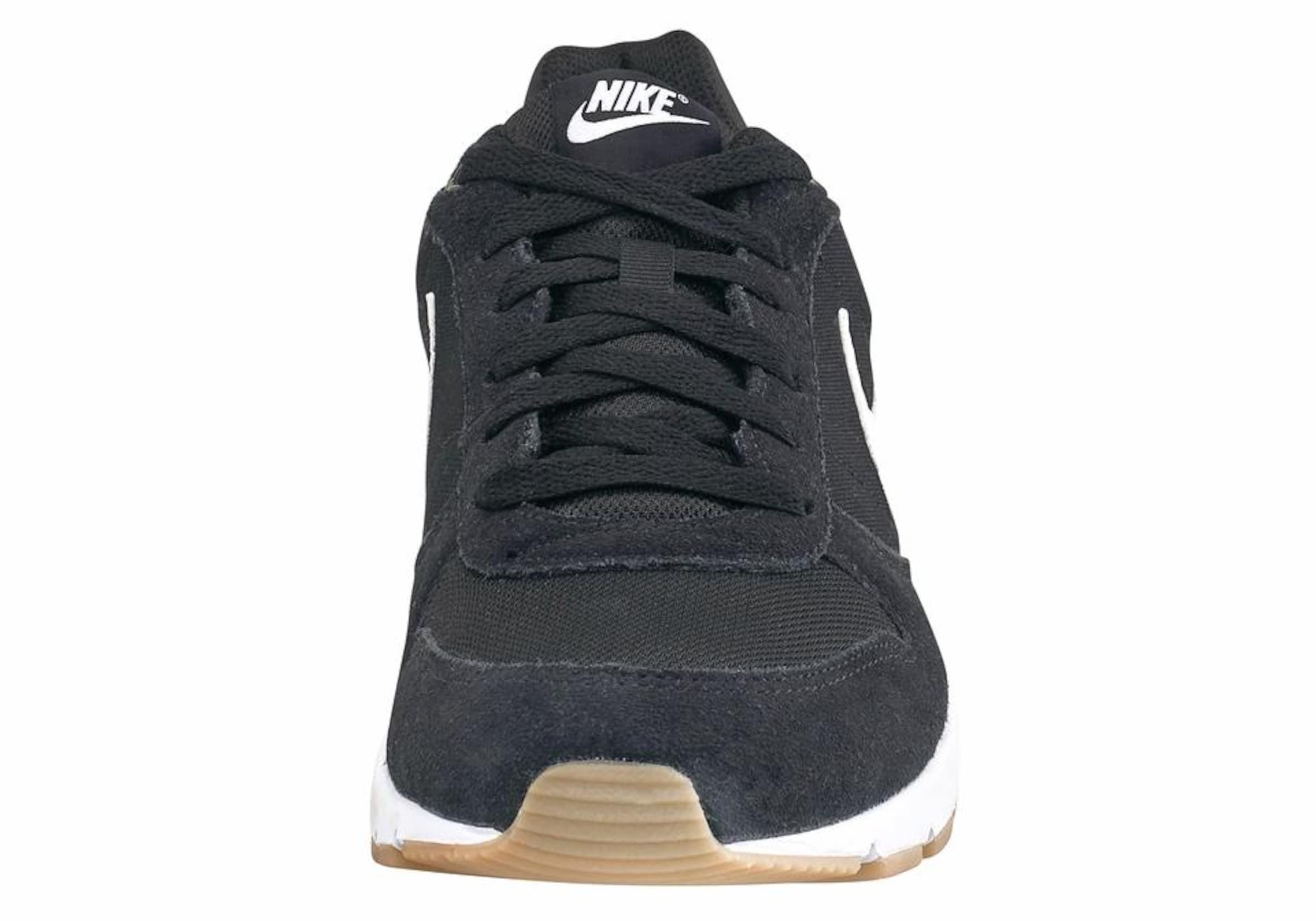 Sneaker SchwarzWeiß Nike Sportswear In 'nightgazer' thQCxdorBs