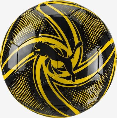 PUMA Ball 'BVB FUTURE Flare Fan' in gelb / schwarz, Produktansicht