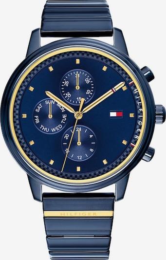 TOMMY HILFIGER Analoog horloge in de kleur Blauw / Goud, Productweergave