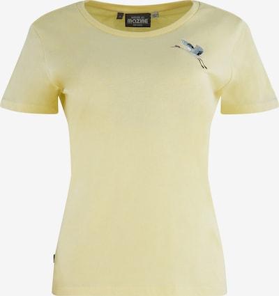 mazine T-Shirt 'Dixie T' in gelb, Produktansicht