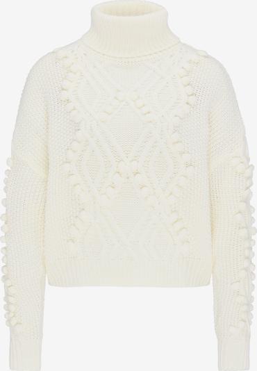 MYMO Pullover in weiß, Produktansicht