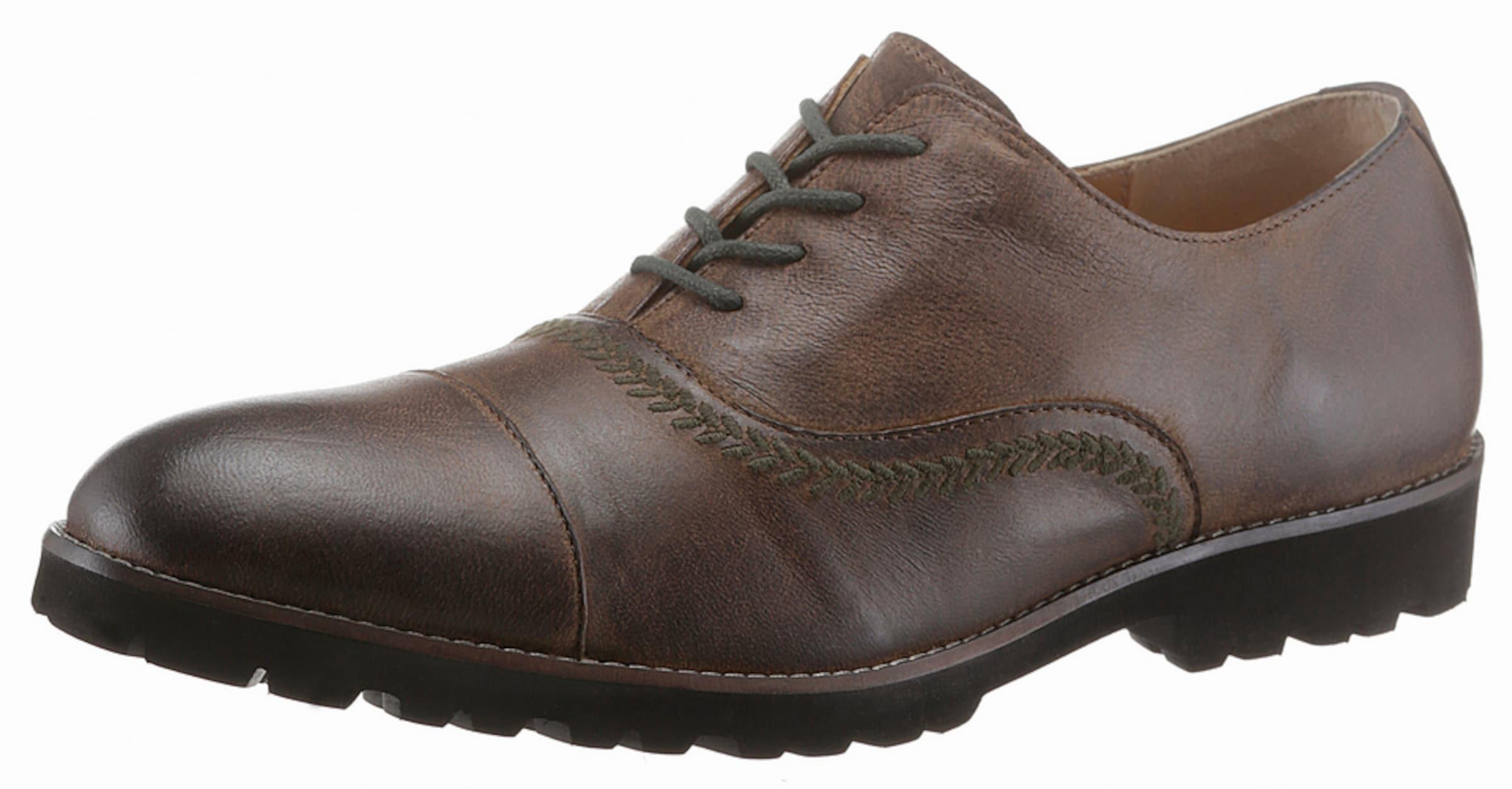 SPIETH & WENSKY | Trachtenschuh Trachtenschuh | Herren mit Stickerei Schuhe Gut getragene Schuhe fec236