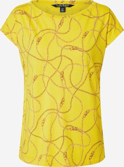 sárga Lauren Ralph Lauren Póló 'GRIETA', Termék nézet