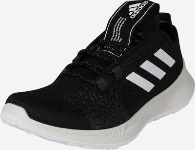 ADIDAS PERFORMANCE Sport-Schuhe 'SENSEBOUNCE + ACE W' in schwarz / weiß, Produktansicht