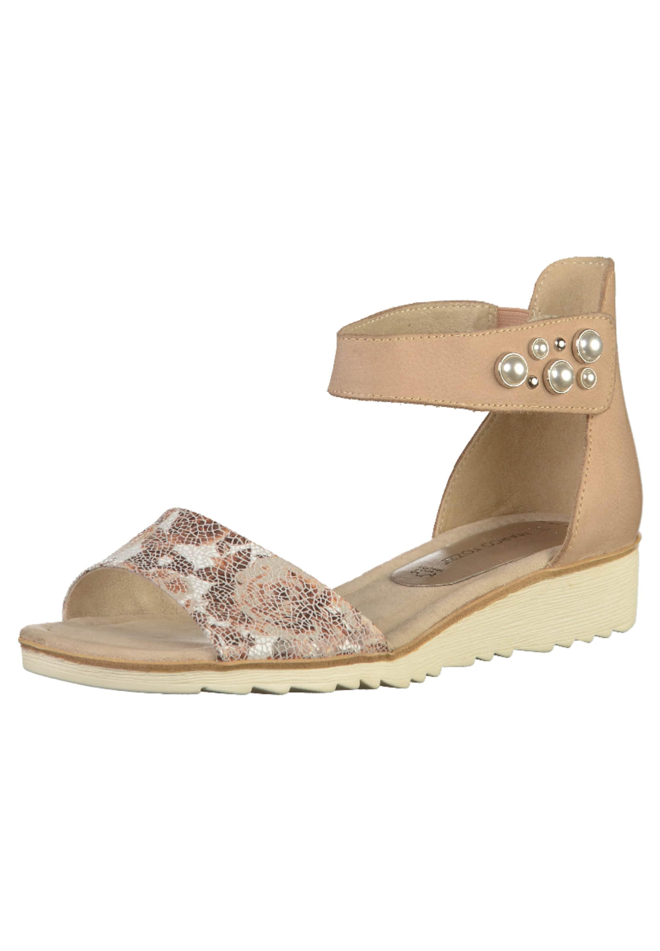 MARCO TOZZI Sandalen Verschleißfeste billige Schuhe fcf5ae