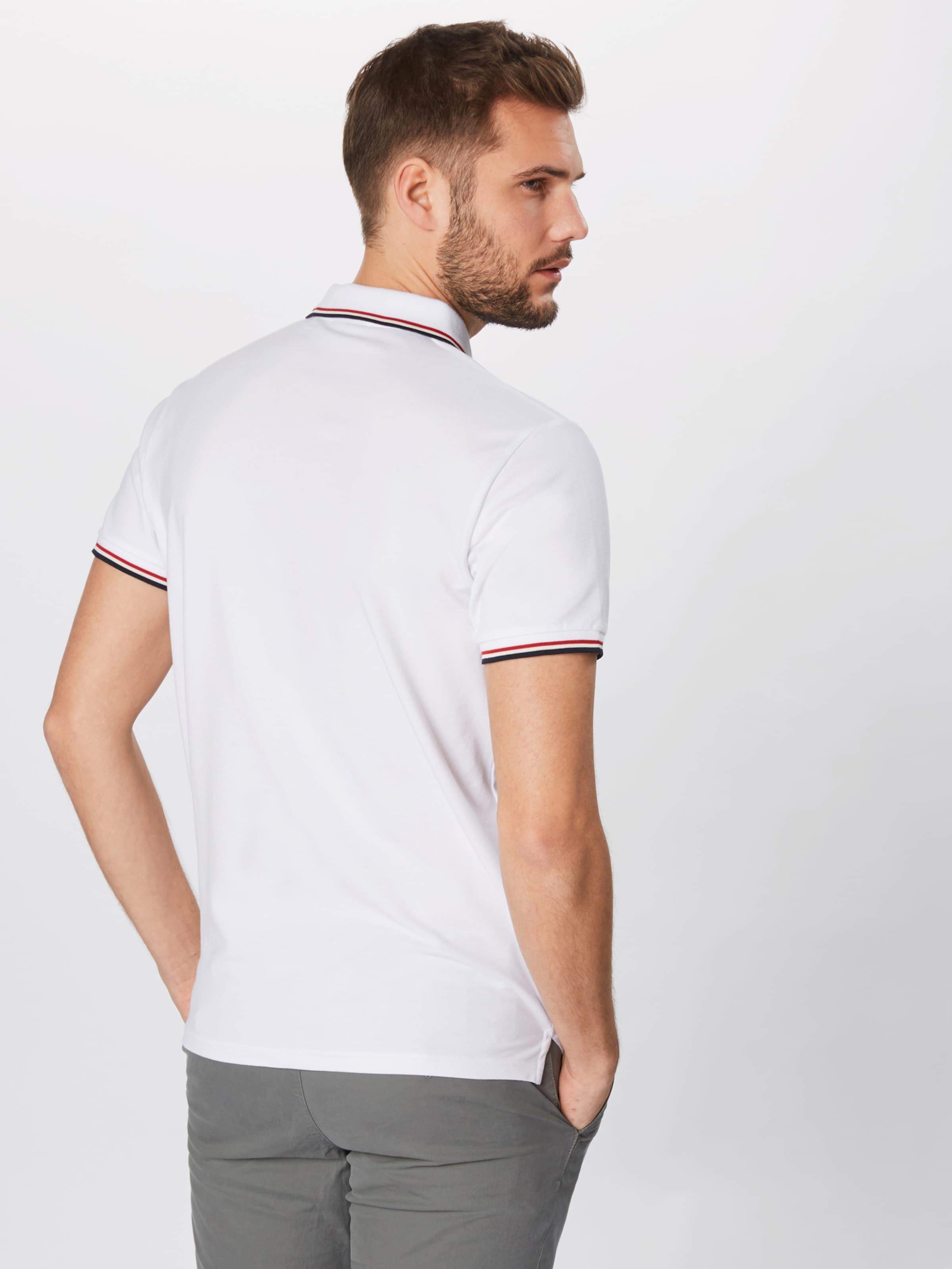Poloshirt Gant In Poloshirt Gant Gant Weiß Weiß In NachtblauRot NachtblauRot WxoBCerQd
